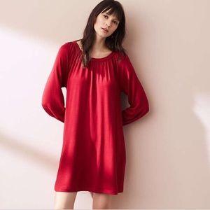 Loft Lou & Grey Red Swing Dress
